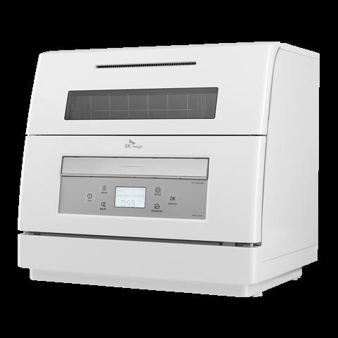 자동문열림 콤팩트형 식기세척기