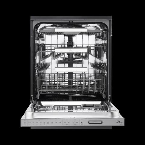 터치온 플러스 식기세척기 스탠드형 메탈블랙 DWA81U0D