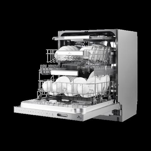 정수필터 채용 터치온 플러스 식기세척기 빌트인형 샤인실버 DWA81R5B