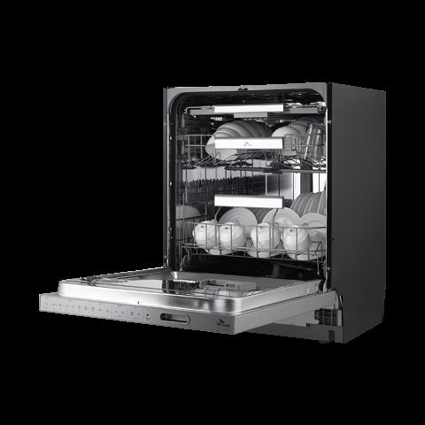 터치온 플러스 식기세척기 빌트인형 메탈블랙 DWA81U5B