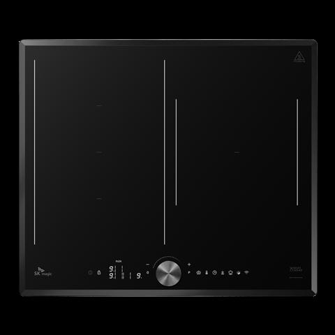 보더리스 3구 인덕션 IHRBQ30E (IoT)