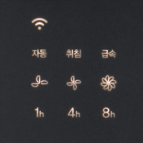 AI 공기청정기 16평형(셀프형)